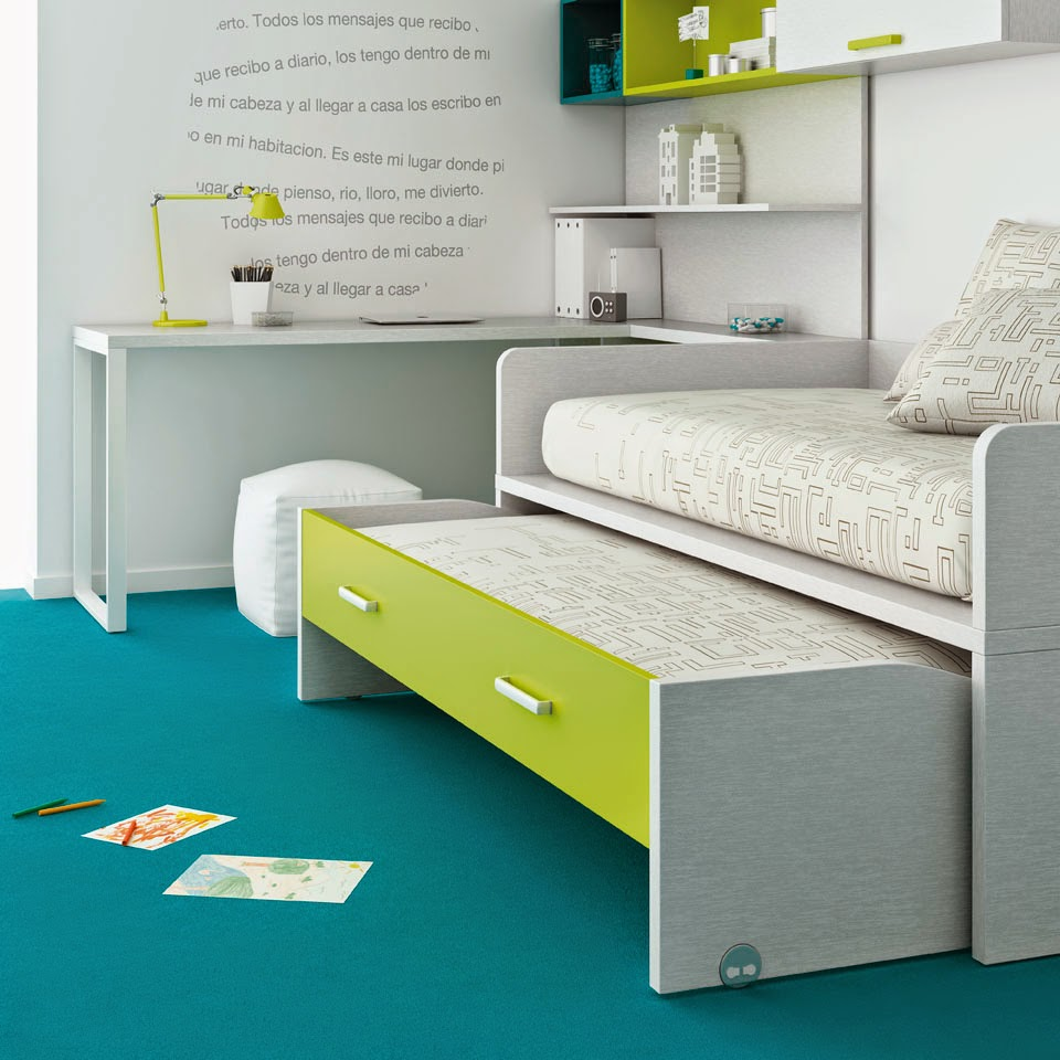 типы выдвижных кроватей