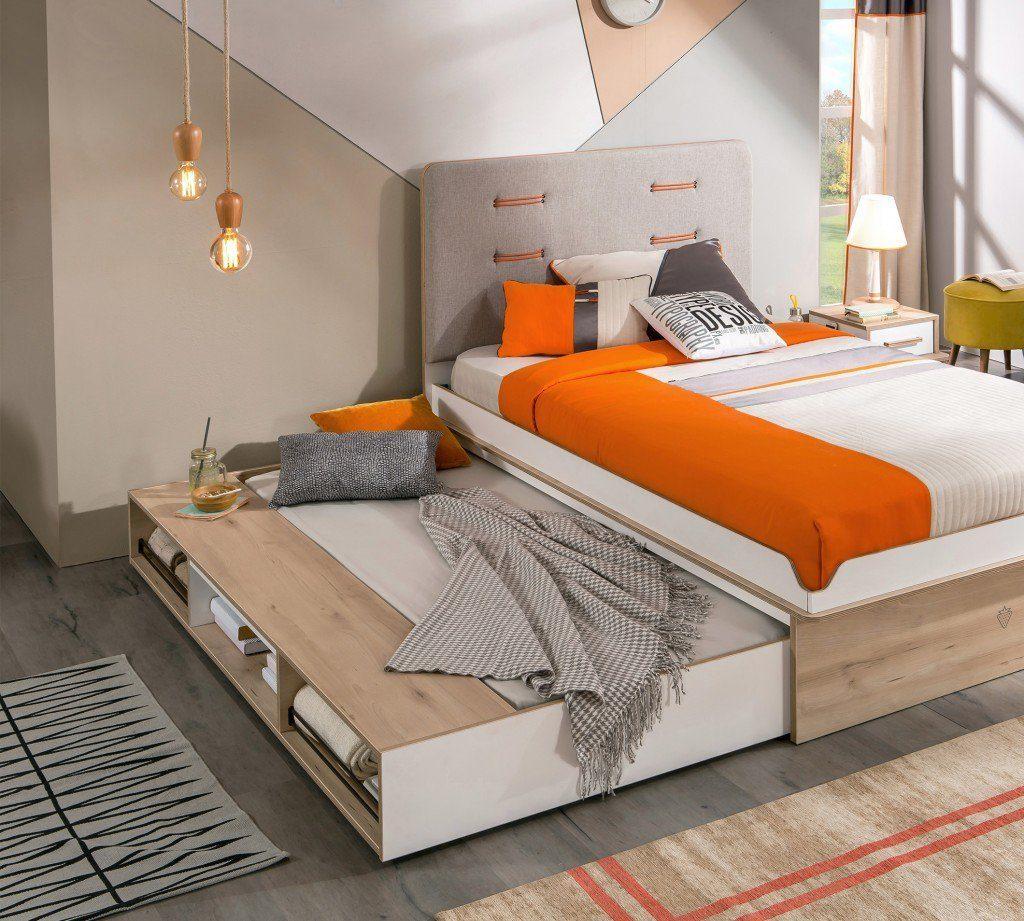 двуспальная выдвижная кровать