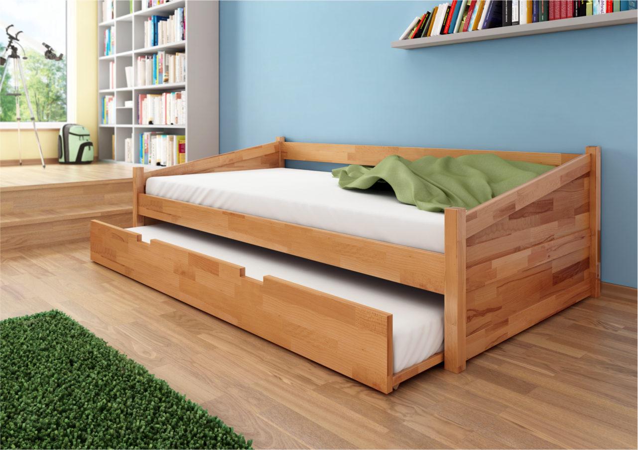 раздвижная кровать с ящиками для хранения фото лучшая мире