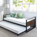 выдвижная кровать металлическая