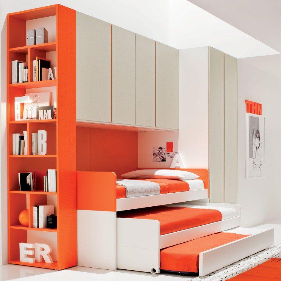 выдвижная кровать со шкафом