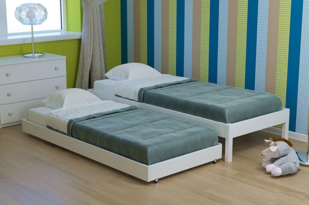 как выбрать выдвижную кровать