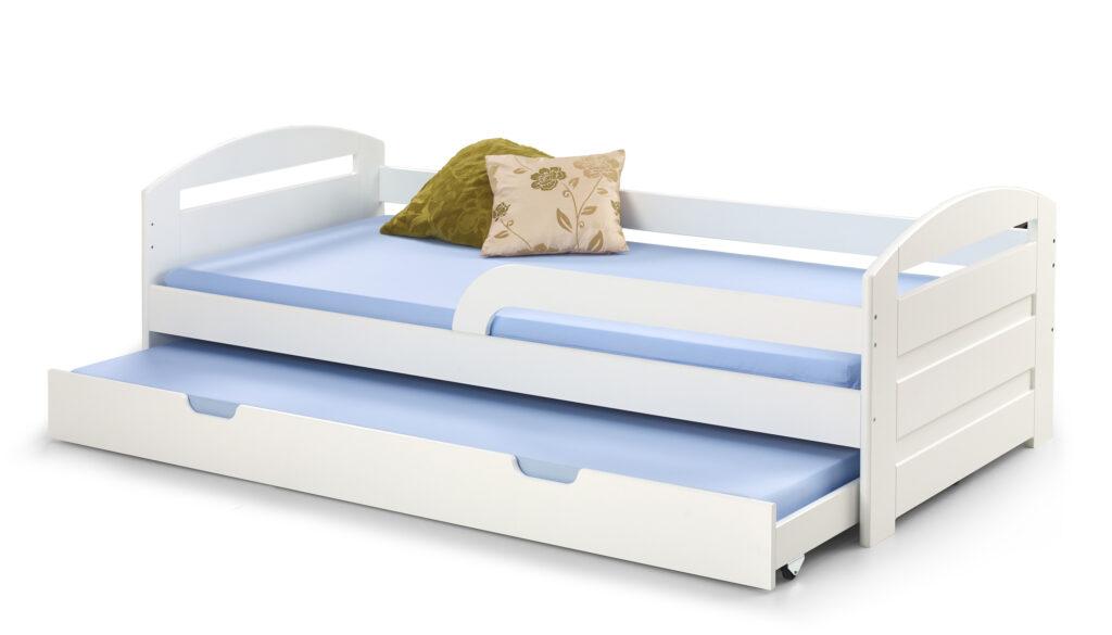 выдвижная кровать на колесах