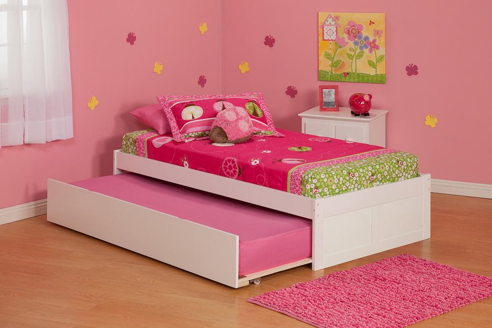 бюджетный вариант двухъярусной кровати