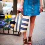 юбка из джинсов своими руками идеи дизайна