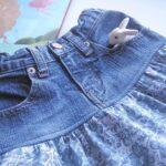 юбка из джинсов своими руками фото