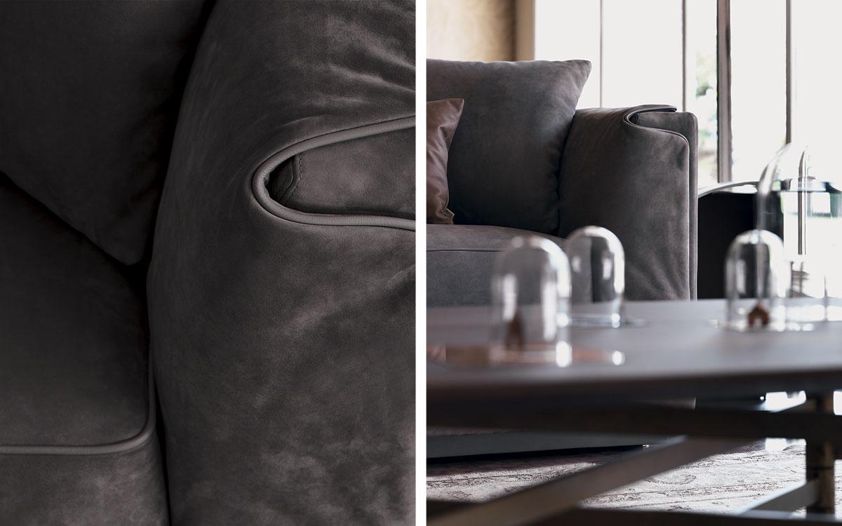 Состав мебельной замши