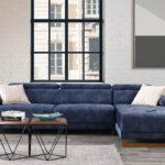 диван из замши оформить