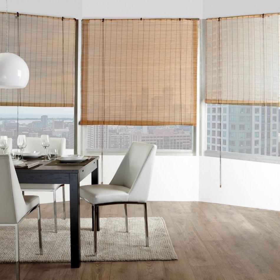 стоимость бамбуковых штор