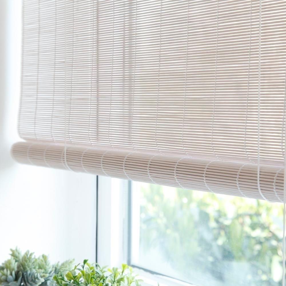 поломка бамбуковых штор