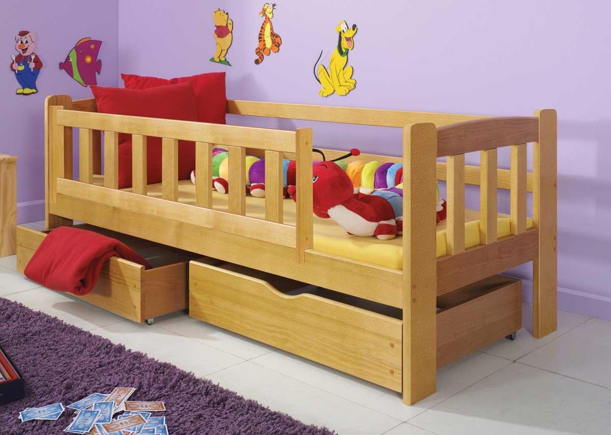 безопасная кровать
