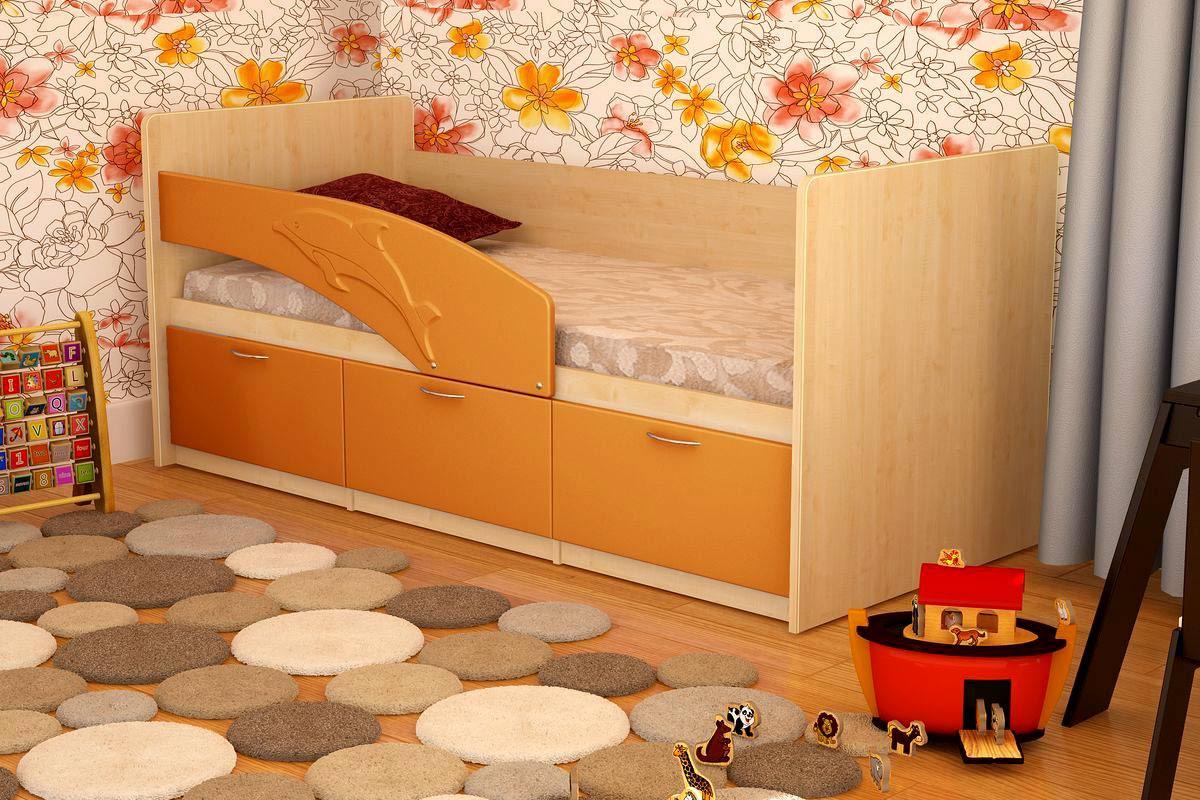 бортики для  кровати для детей от 3 лет