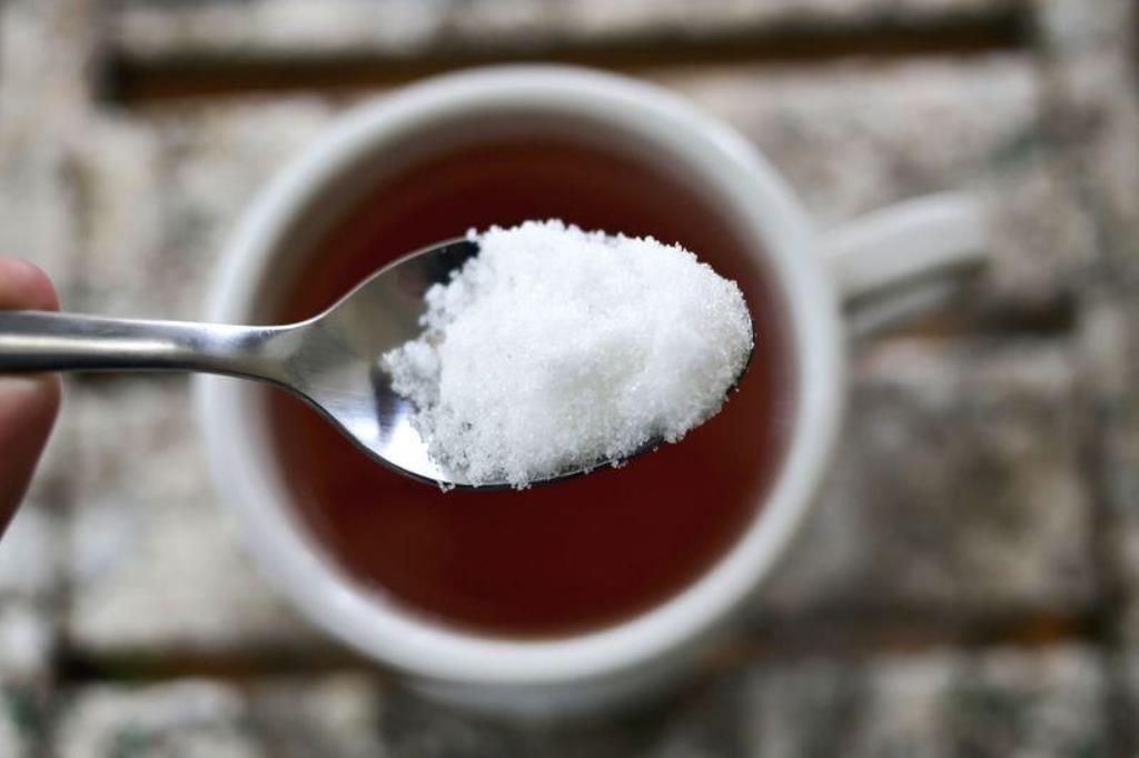 чай с солью