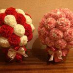 цветы из салфеток идеи оформление