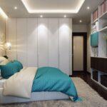 шкаф встроенный светлый