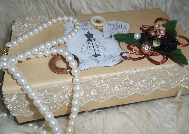 декоративные коробки для украшений
