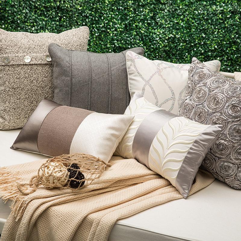 дизайнерские декоративные подушки фото изображение лишний раз