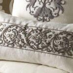вышитая подушка узоры