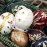 декупаж яйца декор