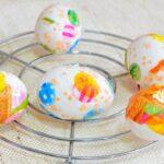 декупаж яйца сделать