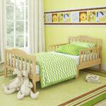 большая детская кровать