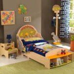 низкая кровать для ребенка 5 лет