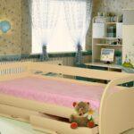 детская кровать для ребенка 10 лет