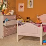 детская кровать в спальню для девочки