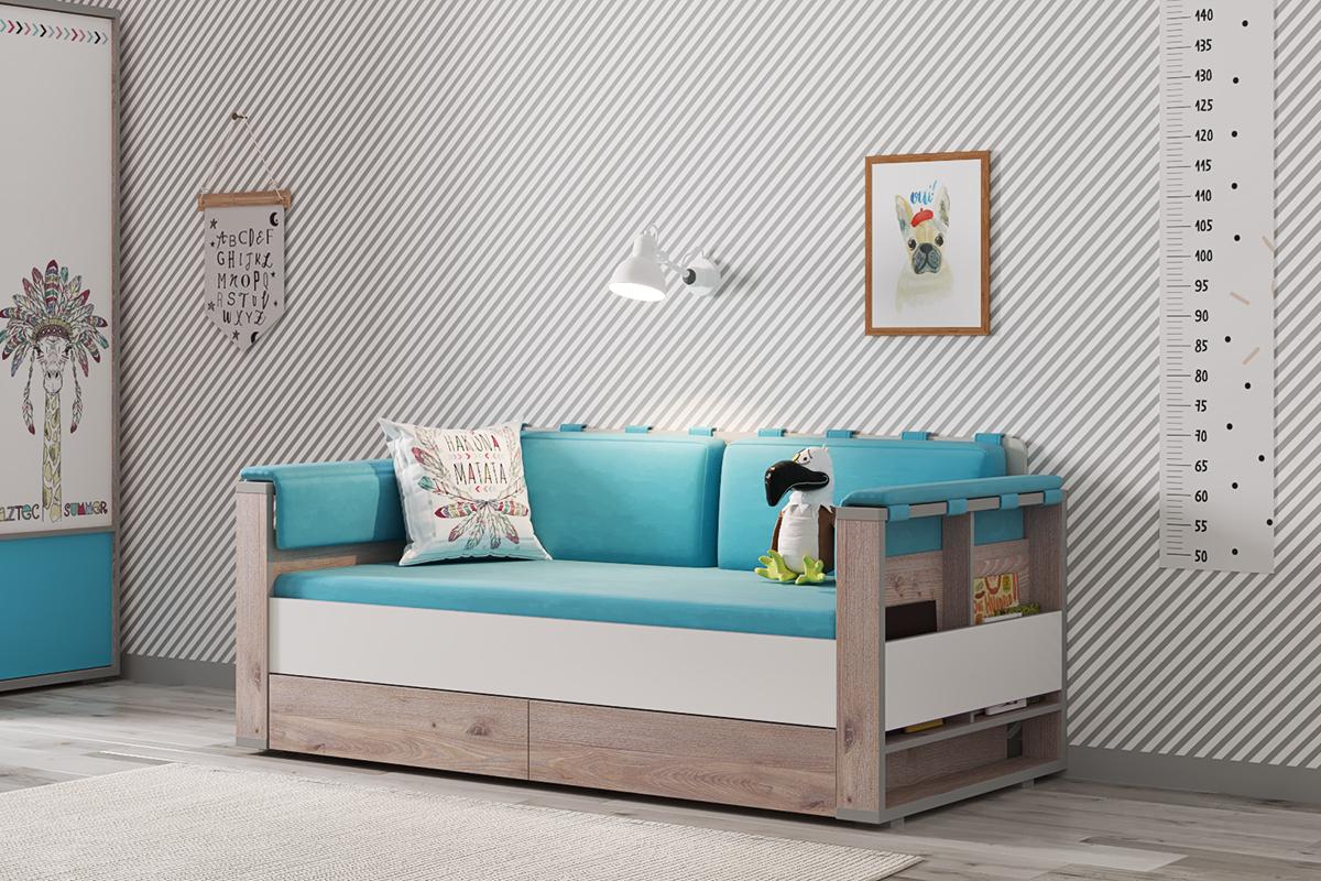детский диван кровать фото дизайн