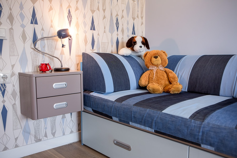 детский диван кровать фото
