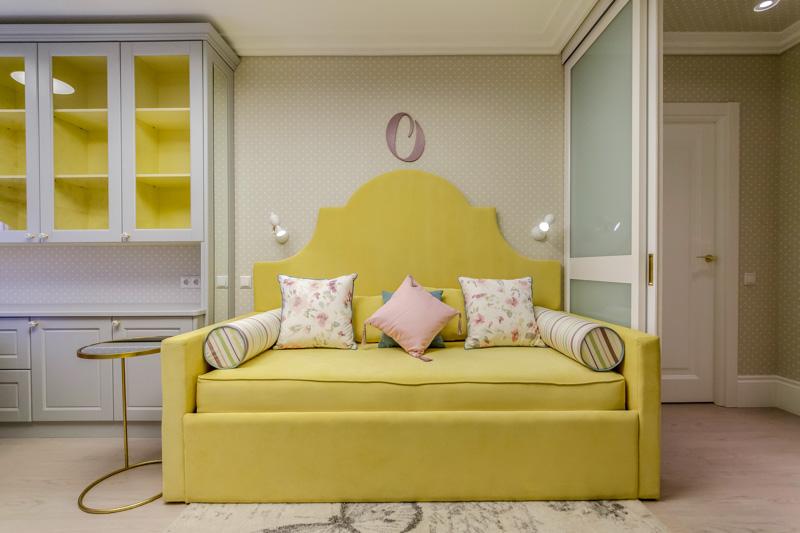 детский диван кровать идеи дизайн