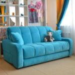 детский диван кровать оформление