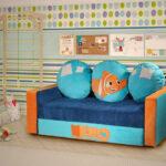 детский диван кровать варианты