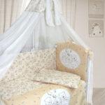 детское постельное бельё декор