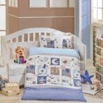 детское постельное бельё идеи декора