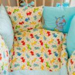 детское постельное бельё оформление фото