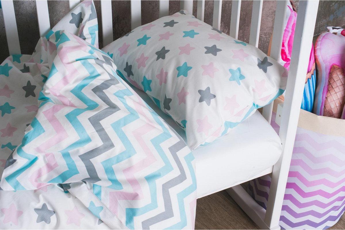 детское постельное бельё дизайн