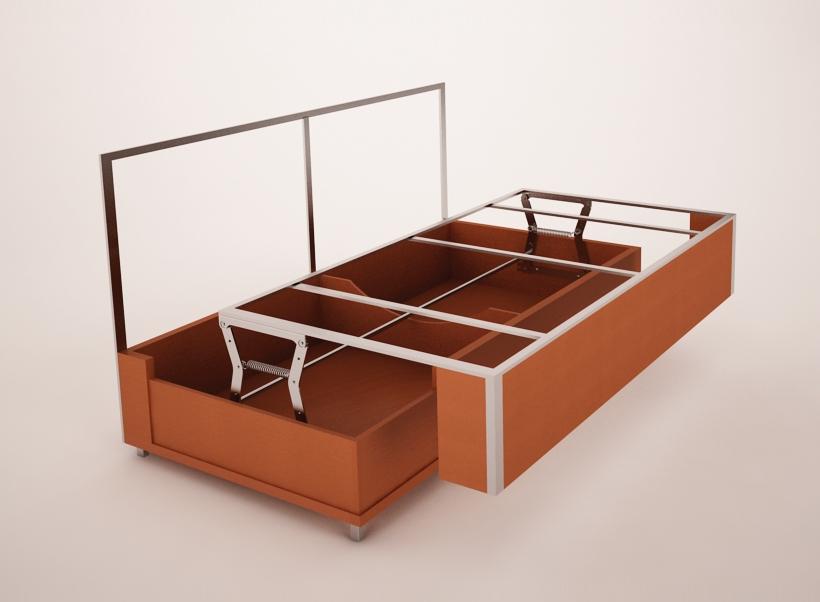 каркас дивана еврокнижки