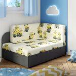 диван кровать для ребенка дизайн идеи