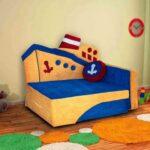 диван кровать для ребенка декор фото