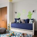диван кровать для ребенка декор идеи