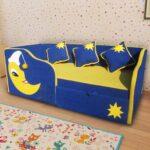 диван кровать для ребенка идеи декор