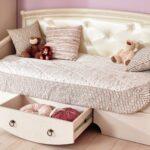 диван кровать для ребенка идеи декора