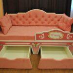 диван кровать для ребенка интерьер идеи