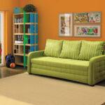 диван кровать для ребенка идеи интерьера