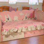 диван кровать для ребенка оформление