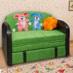 диван кровать для ребенка оформление фото