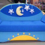 диван кровать для ребенка фото