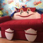 диван кровать для ребенка фото оформление