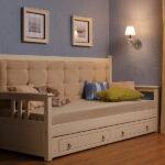диван кровать для ребенка виды декора